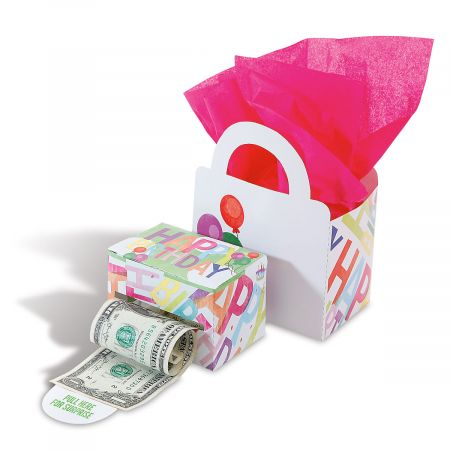 Birthday Money Dispenser Set - BOGO