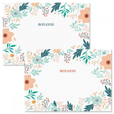 Mountain Ash Personalized Note Cards