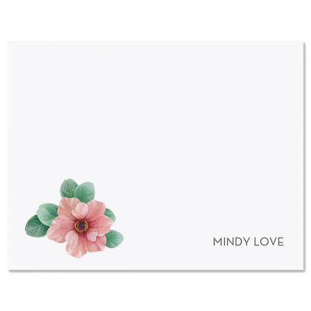 Olivia Rose Personalized Note Cards