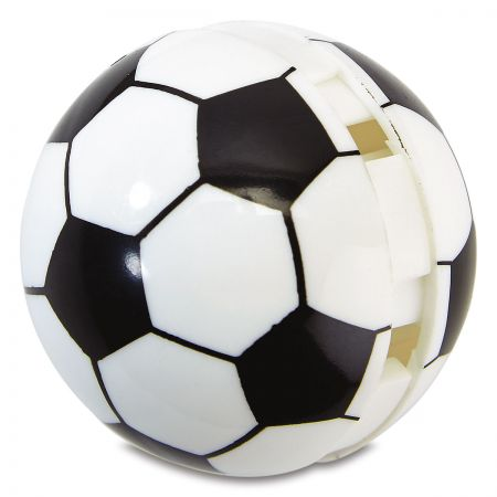 Deodorizer Soccer Balls Enjoy relief from stinky shoes. Simply place one in each shoe overnight. The active carbon in each one absorbs odors like magic. 1 1/2  diameter. Last up to 1 year. Set of 2