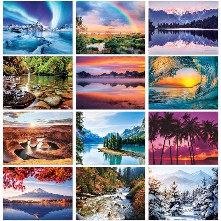 2021 Naturescapes Wall Calendar