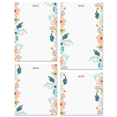 Mountain Ash Personalized Notepad Sets