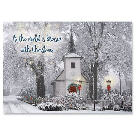Blessings Christmas Cards