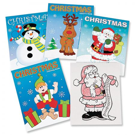 - Christmas Coloring Books Current Catalog