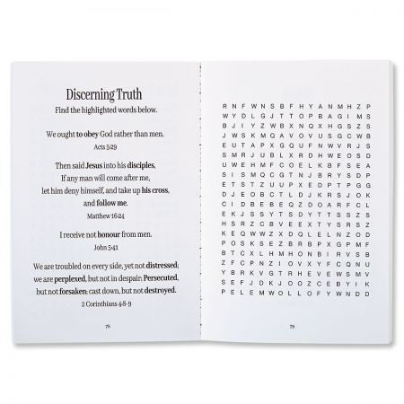 10 Minute Bible Word Search