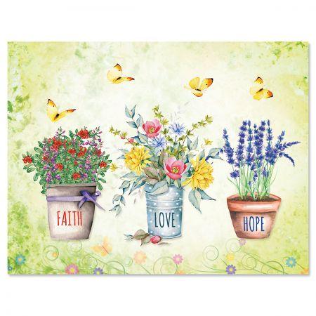Faith Note Cards - BOGO