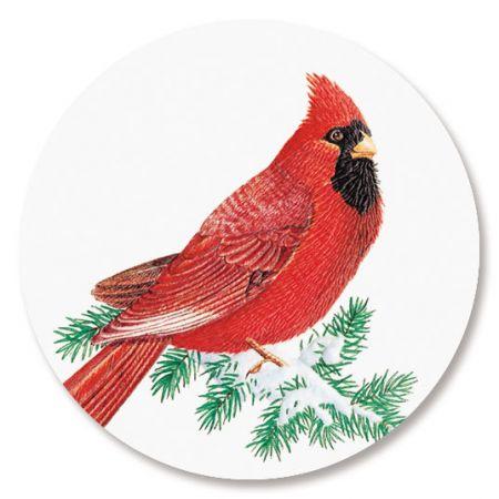 Cardinal Joy Seals