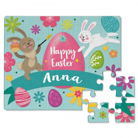 Easter Personalized Puzzle