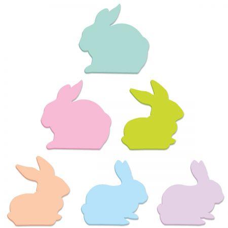 Bunny Notepads - BOGO