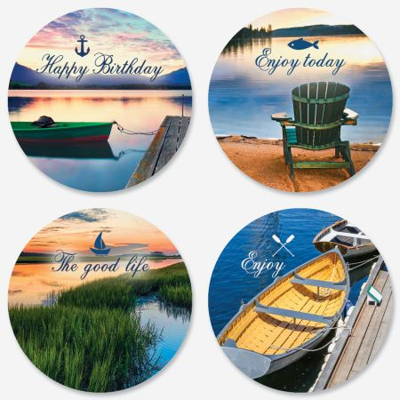 Dockside Seals (4 Designs)