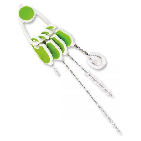 Straw & Bottle Cleaning Brush Set