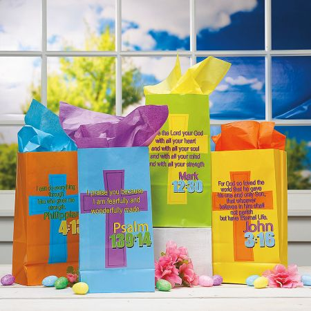 Bible Verse Treat Bags