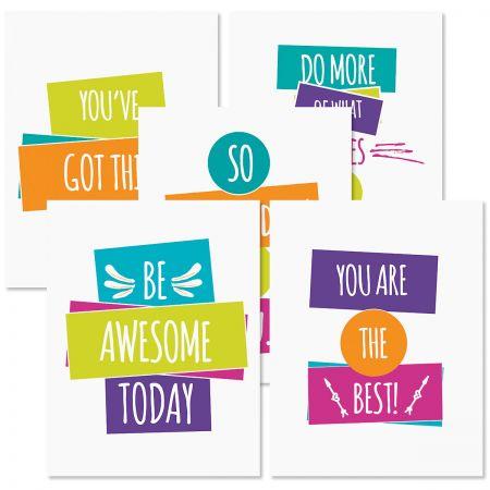 Encouragement Friendship Note Cards