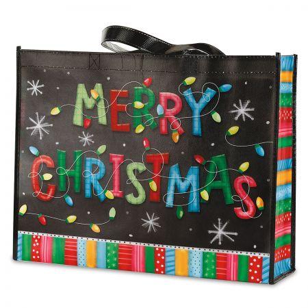 Merry Christmas Tote - BOGO