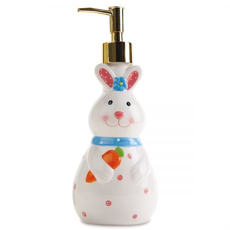 Bunny Soap Dispenser