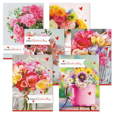 Photo Wishes Valentine's Day Cards Value Pack