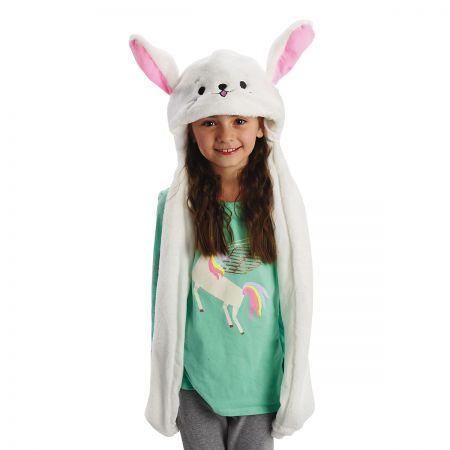 LED Dancing Ears Bunny Hat