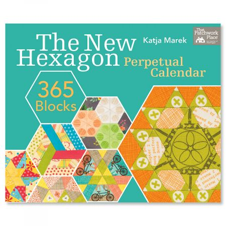Hexagon Perpetual Calendar