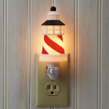 Lighthouse Night Light Current Catalog