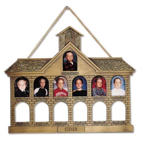 Gold Schoolhouse Frames