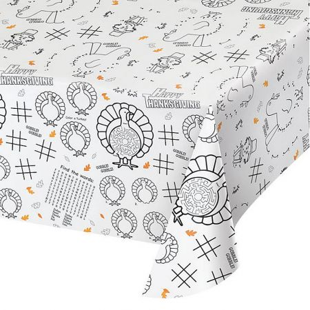 Fall Activity Table Cover