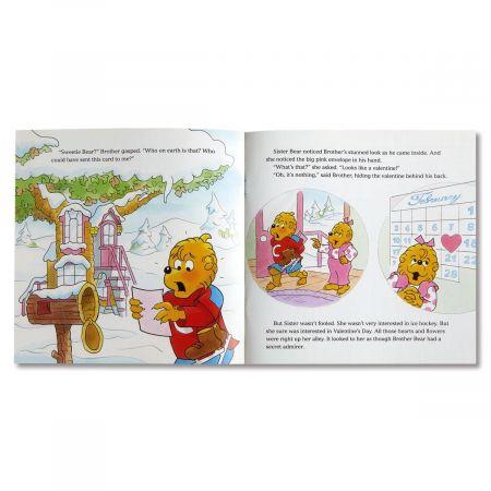 Berenstain Bears Valentine Blessings Book
