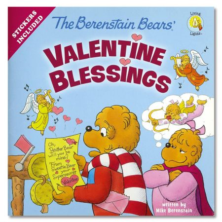 Berenstain Bears Valentine Blessings Book