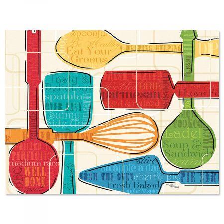 Kitchen Utensils Kitchen Cutting Mat