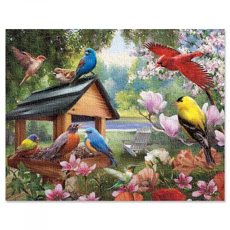 North American Songbird Puzzles