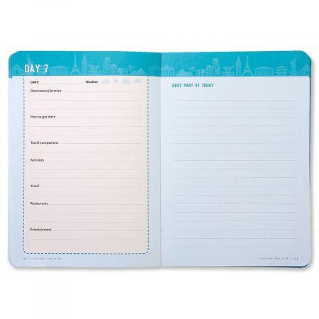 Travel Checklist Journal