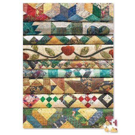 Grandma's Quilts Puzzle