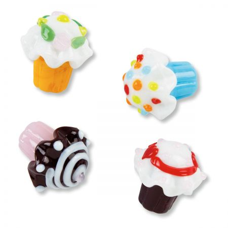 Glass Cupcake Scatters