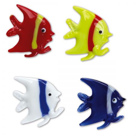 Glass Fish Scatters