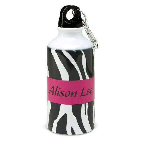 Zebra Design Water Bottle