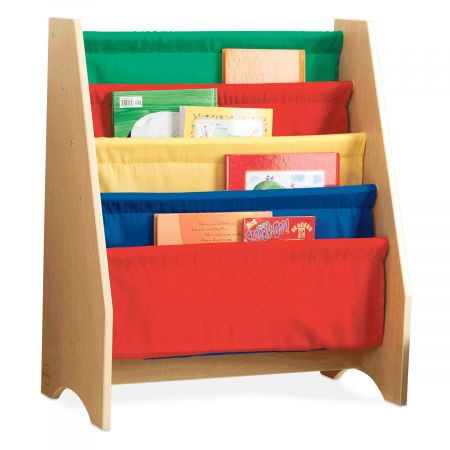 Soft Canvas Primary Sling Shelf