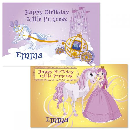 Happy Birthday Little Princess Placemat
