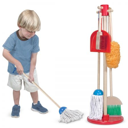 Let's Play House! Dust, Mop & Sweep by Melissa & Doug®