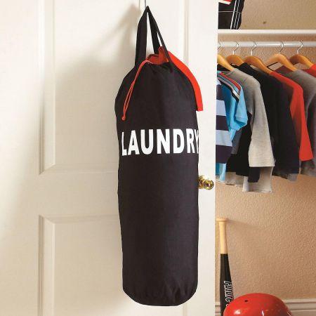 Laundry Punching Bag