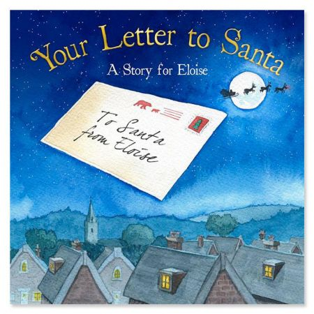 Personalized Your Letter to Santa Storybook