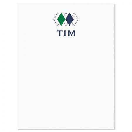 Top Diamond Note Cards