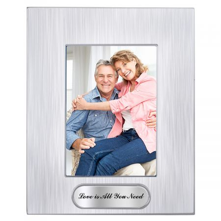 Personalized Matte Finish Picture Frame
