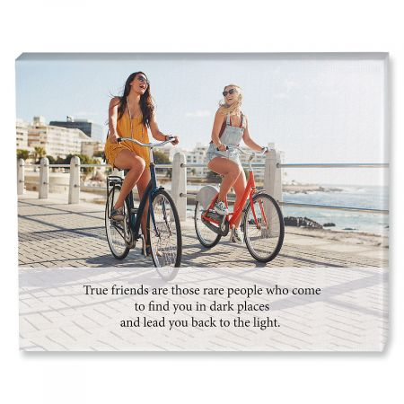 Caption It Photo Canvas