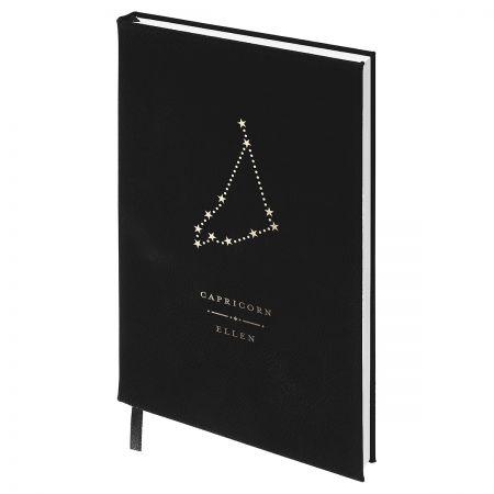 Capricorn Zodiac Personalized Journal