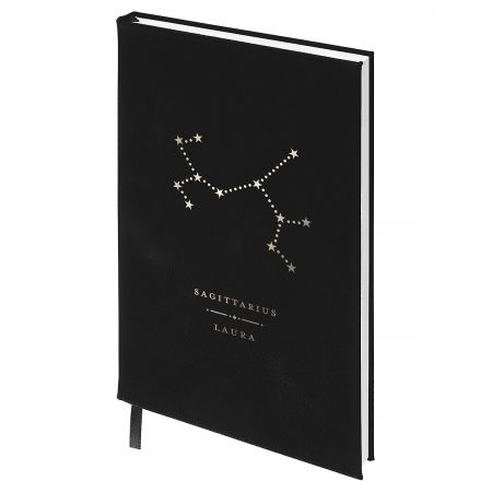 Sagittarius Zodiac Personalized Journal