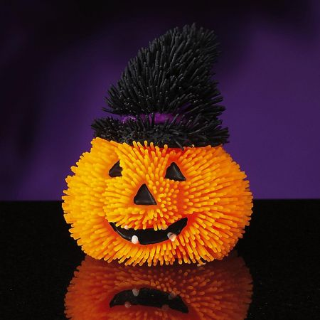 Halloween Pumpkin Puffer