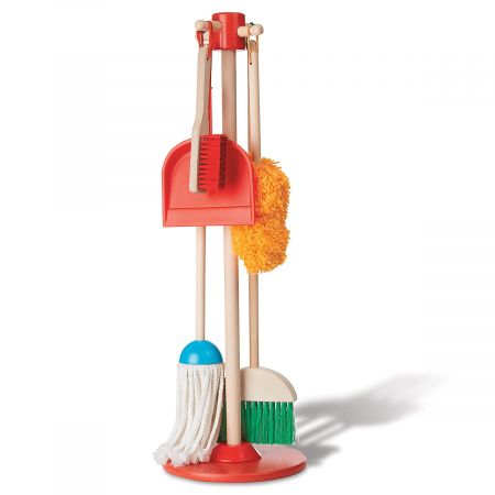 Dust, Sweep, and Mop Personalized Set by Melissa & Doug®