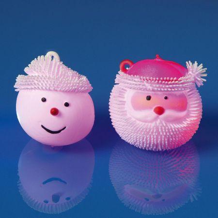 Light Up Mini Holiday Puffer