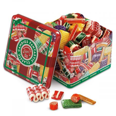 Christmas Candies.Hammonds Classic Christmas Candy