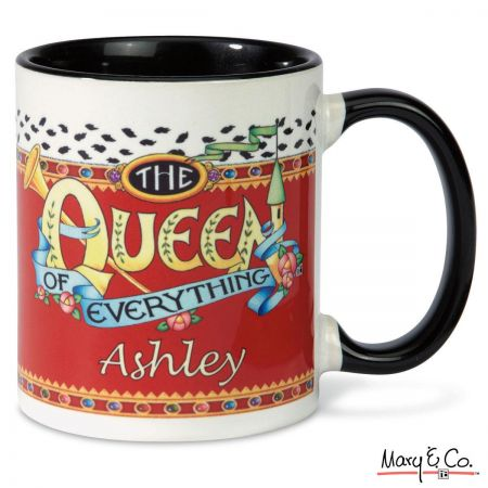 Mary Engelbreit Queen Mug