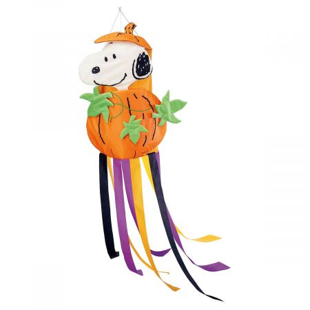 PEANUTS® Halloween Windsock